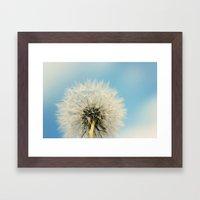 A Better Way To Fly Framed Art Print