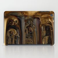 The Three Ancient Kings … iPad Case