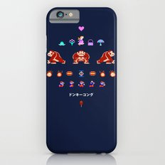 Donkey Kong Slim Case iPhone 6s