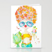 Pink Lemonade -- Sweet, … Stationery Cards