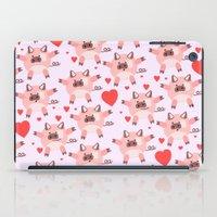 pigs iPad Case