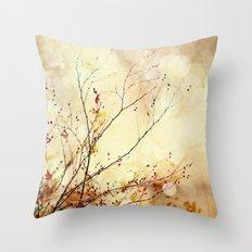Autumnal Bliss  Throw Pillow