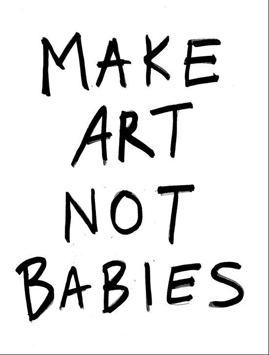 honey I don't like the kids Canvas Print