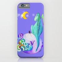 Léon le Dragon iPhone 6 Slim Case