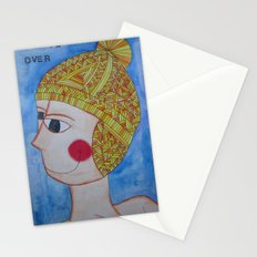 Is over Stationery Cards