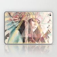 IND Girl Laptop & iPad Skin