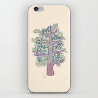 A Home Is iPhone & iPod Skin