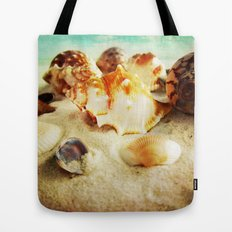 Shell Tote Bag