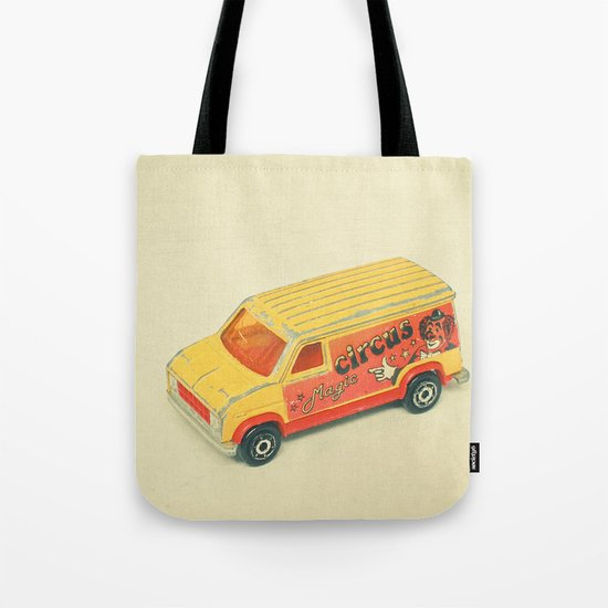 Magic Circus Tote Bag