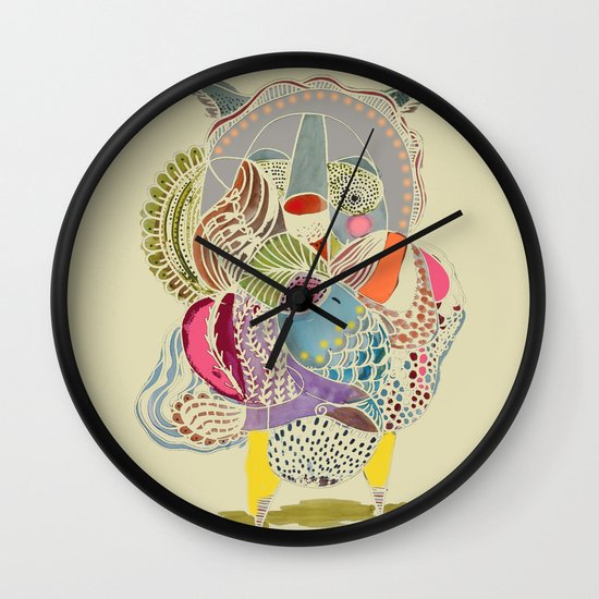 Gustave Wall Clock