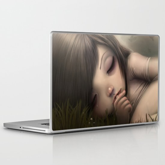 Anesthesia Laptop & iPad Skin