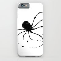 iPhone & iPod Case featuring Octopus Ink by Bezmo Designs