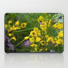 desert flowers iPad Case