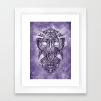 Meditation II Framed Art Print