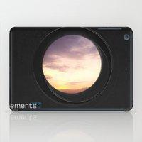 Elements | Clouds iPad Case
