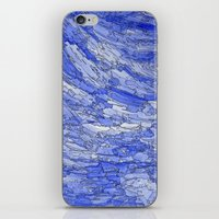 Waves of Life. iPhone & iPod Skin