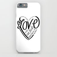 iPhone & iPod Case featuring Love by Patti Murphy
