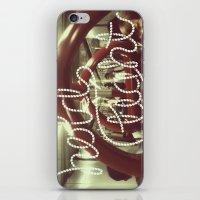 Hold Tight iPhone & iPod Skin