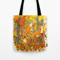 Autumn Eternal  Tote Bag