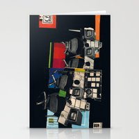 Control Panel 75 Stationery Cards