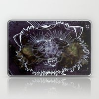 The Pussy Who Saw The En… Laptop & iPad Skin