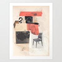 CHAI R Art Print