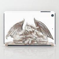 Gargoyle iPad Case
