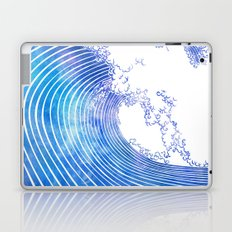 Pacific Waves III Laptop & iPad Skin