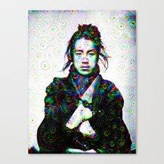The Last Samurai Canvas Print