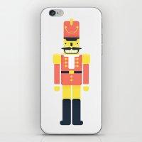 The Nutcracker iPhone & iPod Skin