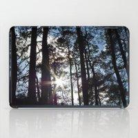 Sunlight In The Dark For… iPad Case