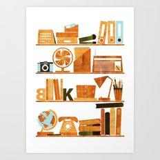 Office Art Print