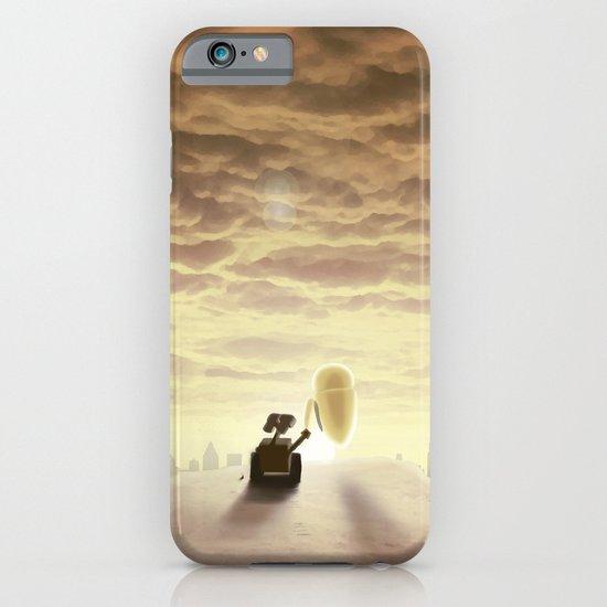 Robo-love iPhone & iPod Case
