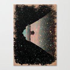 Star Bird Canvas Print