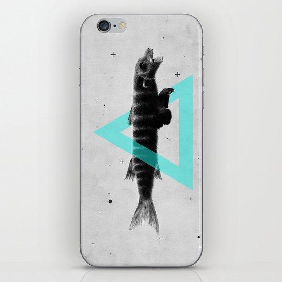 Bearracuda iPhone & iPod Skin