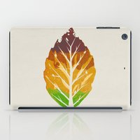 Leaf Cycle iPad Case