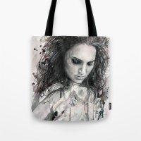 Black Swan - Natalie Portman Tote Bag