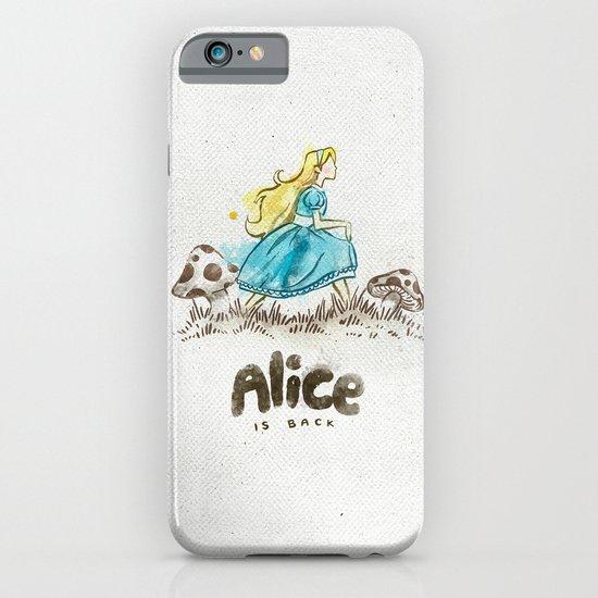 Alice iPhone & iPod Case