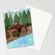 Landscapes / Nr. 8 Stationery Cards