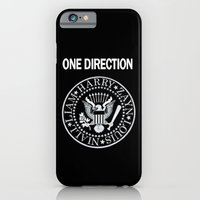 iPhone & iPod Case featuring One Direction Infection by Taylor St. Claire