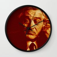 Master Robert Wall Clock