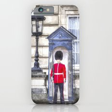 Buckingham Palace Queens Guard Art iPhone 6 Slim Case
