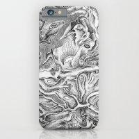 iPhone & iPod Case featuring Metamorphose by Jon Duci