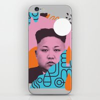Kim Jong Fun! iPhone & iPod Skin