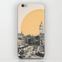 A Hug for Edinburgh iPhone & iPod Skin