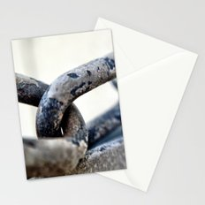 Chains. Stationery Cards