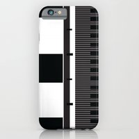 iPhone & iPod Case featuring Line Study no. 2 by Mariah Williams