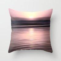 Dream Horizon Throw Pillow
