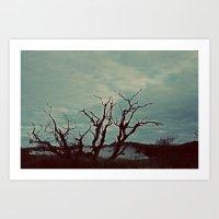 Nautica: Piercing Heaven… Art Print