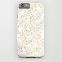 Eleven Sleepy Cat iPhone 6 Slim Case